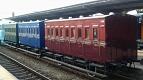 Transylvania Tour Collection   Romania Travel Tour Trips   Transylvania Tours - Calugareni Train ©Teodor Moldoveanu